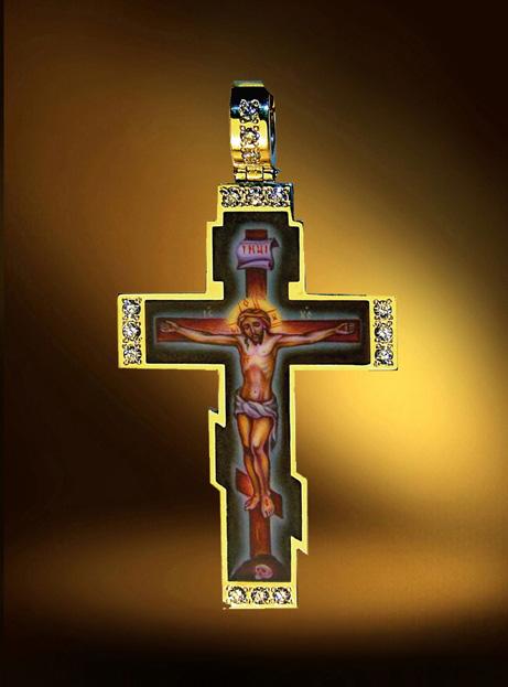 кресты православные ювелирные изделия