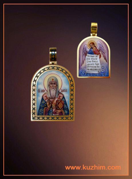 кодекс купить нательную икону ростовскую финифть Игорь Ильинский, Аркадий
